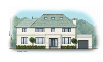 TWO STOREY SIDE EXTENSION | ESHER