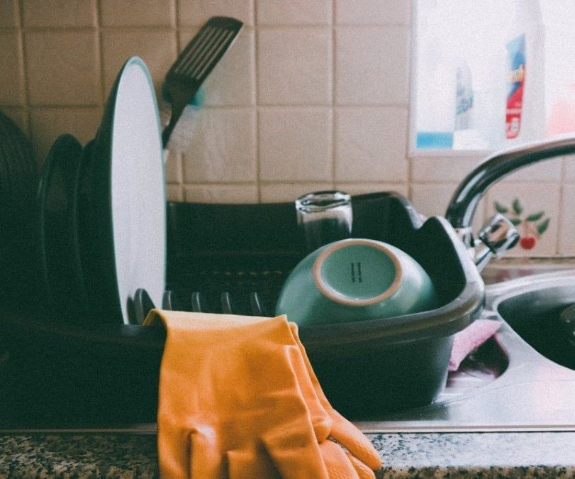 Guide to keeping your house clean and organised
